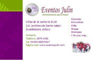 Eventos Julin